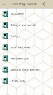 Download Guide Ring Video Doorbell in Your PC (Windows and Mac) 1