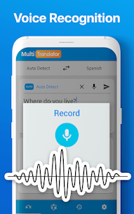 Multi Language Translator and translate document 86.0 Apk 1