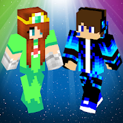 Boys and Girl skins - for Minecraft skins