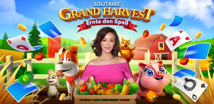 Solitaire Grand Harvest: Solitär Kostenlos Spiele