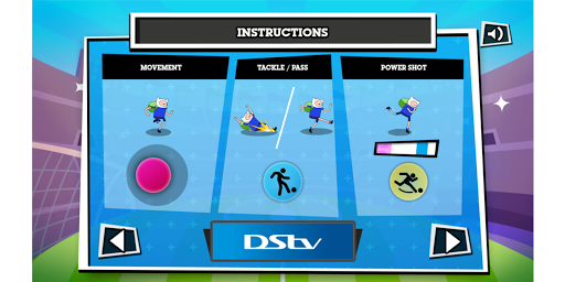 Cartoon Football Africa (free, offline, fun) 1.4.0 screenshots 4