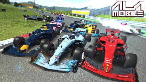 Ala Mobile GP - Formula cars racing  screenshots 2