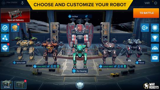 War Robots Multiplayer Battles (MOD, Unlimited Bullets) v6.6.1 3
