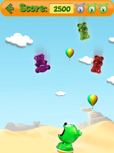 Talking Gummy Free Bear Games for kids screenshots 10