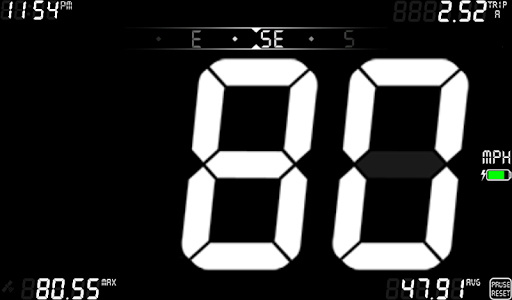 DigiHUD Speedometer 1.5.5 Screenshots 2