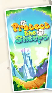 Protect the sheeps (MOD, Unlimited Money) For Android 4