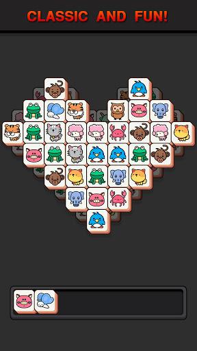 Match Animal-u00a0Free Tile master&Match Brain Game apkslow screenshots 5