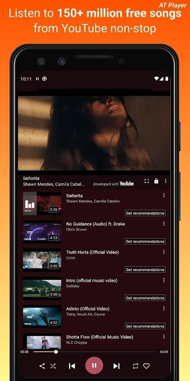 Free Music Downloader Download MP3. YouTube Player  poster 1