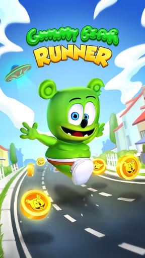 Gummy Bear Run - Endless Running Games 2021 1.3.0 screenshots 1