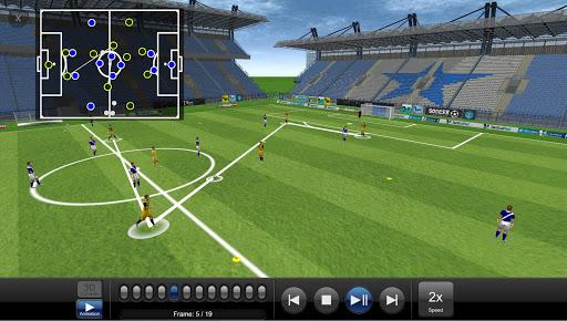 TacticalPad: Coach's Whiteboard, Sessions & Drills  Screenshots 4