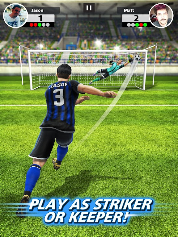 Football Strike - Multiplayer Soccer  poster 12