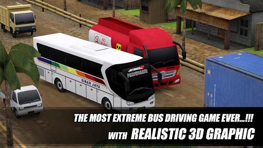 Telolet Bus Driving 3D  screenshots 1
