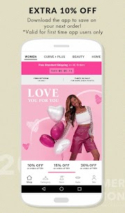 SHEIN-Fashion Shopping Online MOD APK V7.0.2 – (Unlimited Money) 2