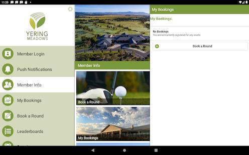 Yering Meadows Golf Club 1.0.1 Screenshots 8