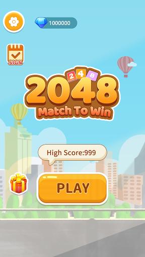 2048 - Match To Win  screenshots 1