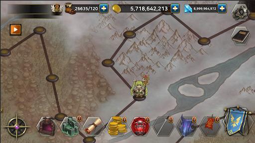 Eternal Saga : Region Tactics  screenshots 7