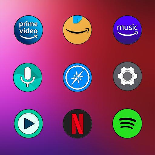 Oxigen 11 - Icon Pack