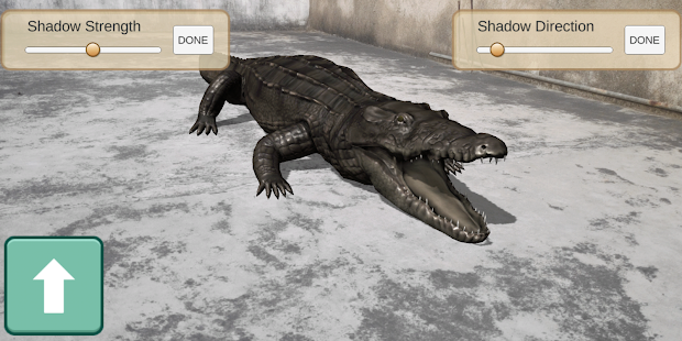 AR Real Animals - Augmented Reality Wildlife App Screenshot