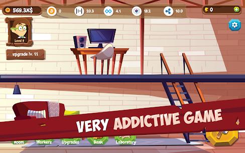 Mining Simulator – Idle Clicker Tycoon Mod Apk (Unlimited Energy) 9