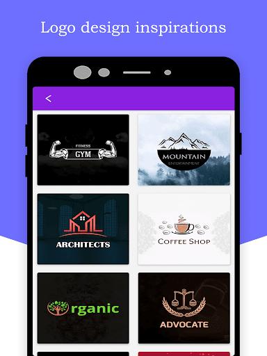 Logo Maker, Logo Design, Graphic Design 16.0 Screenshots 15