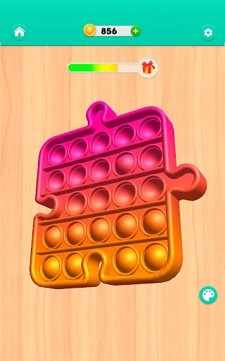 Pop It Master 3D : Fidget Toys Simple Dimple  screenshots 11