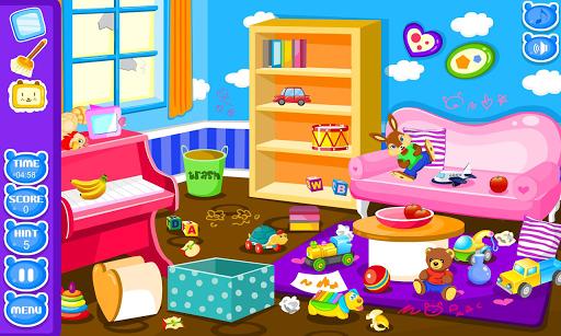 rooms clean up screenshot 2