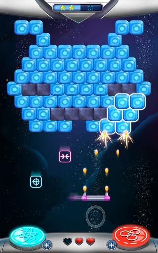 Brick Breaker Space 1.4 screenshots 2