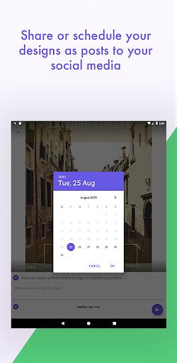 Desygner: Free Graphic Design Maker & Editor android2mod screenshots 14