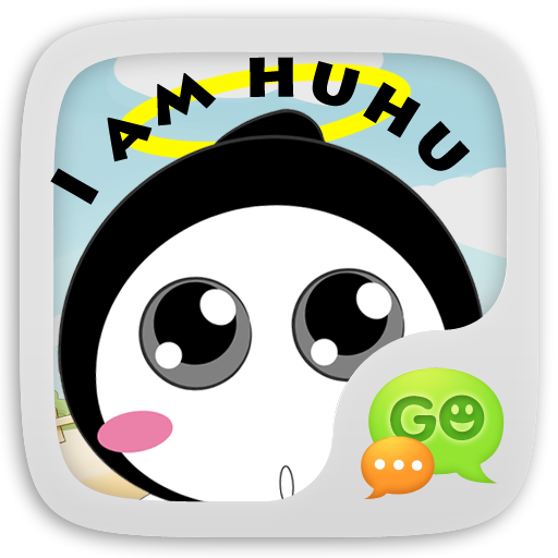 GO SMS HULA ANIMATED STICKER For PC Windows (7, 8, 10 and 10x) & Mac Computer
