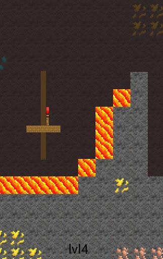 Noob Torch Flip 2D Apkfinish screenshots 5