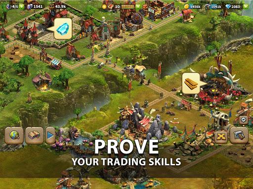 Elvenar - Fantasy Kingdom  screenshots 4
