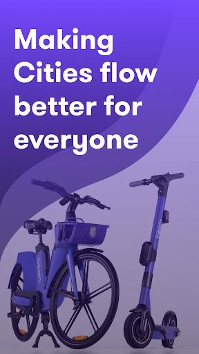 Beam - Escooter sharing 1.54.0 Screenshots 1