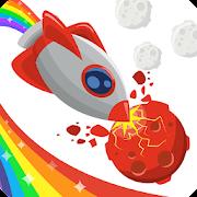 Rainbow Rocket - Color Match Mayhem