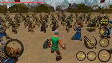 Middle Earth Battle For Rohan: RPG Melee Combatのおすすめ画像2