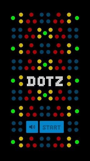 dotz - free dots puzzle game! screenshot 1