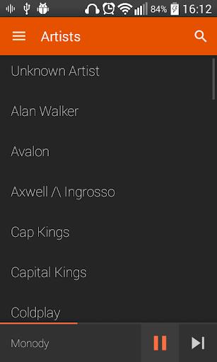 AudioVision Music Player 2.8.5 Screenshots 7