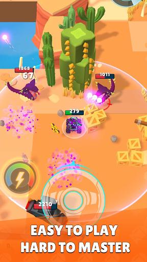 Battle Cars: Monster Hunter 1.2 screenshots 17