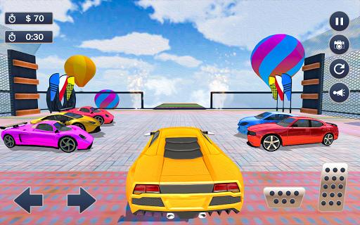 Mega Ramp Car Simulator u2013 Impossible 3D Car Stunts 5.2 Screenshots 6