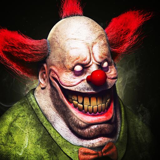 Scary Horror Clown Survival: Death Park Escape 3D