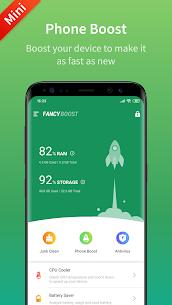 Fancy Booster – Cleaner, Antivirus & Speed Up MOD (Premium) 1