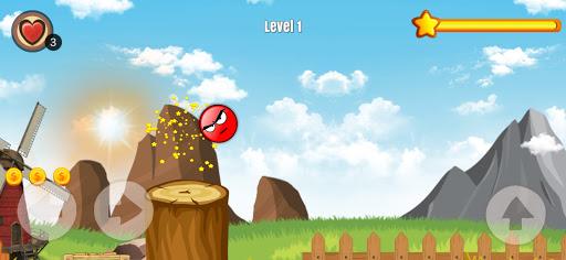 Code Triche Red Ball Adventure 1 (Astuce) APK MOD screenshots 3