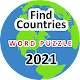 Word Search 2021-Find Countries(Word Find game) per PC Windows