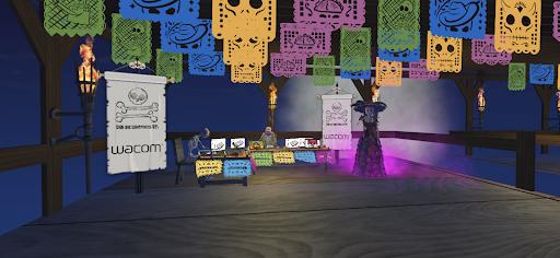 Dia de Muertos VR screenshot 1