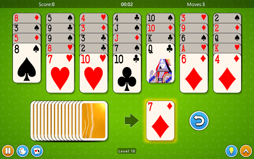 Golf Solitaire Ultimate 1.2.2 7