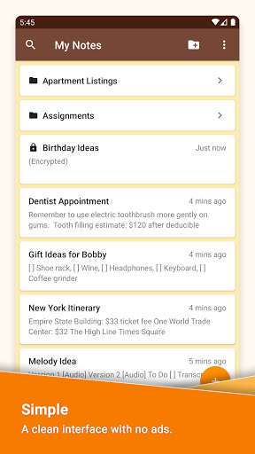 Download APK: Write Now – Notepad v2.4.1 [Plus]