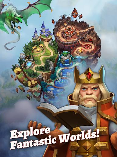 Dragon Strike: Puzzle RPG 0.3.7 screenshots 16