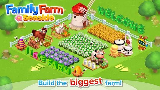Baixar Family Farm Seaside MOD APK 6.7.100 – {Versão atualizada} 1