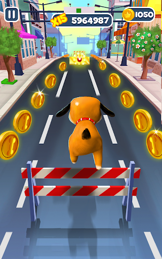 Fun Run Dog - Free Running Games 2020  screenshots 4