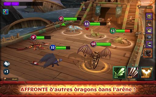 Télécharger Dragons : L'Envol de Beurk APK MOD (Astuce) screenshots 3