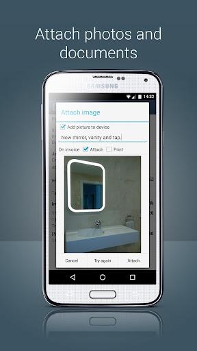 Invoice Maker u2013 estimate, invoice and receipt app  screenshots 3
